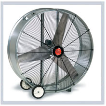 QB2 SERIES - ECONOMICAL BARREL FAN