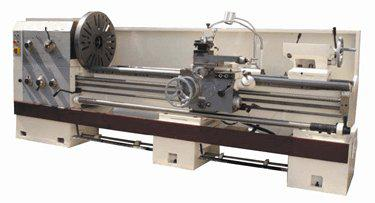 GT-3280 and GT-32120 - 32x80 and 32x120 inch  heavy duty gap bed Lathes