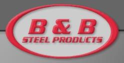 B & B Steel Jacks and Stands Logo