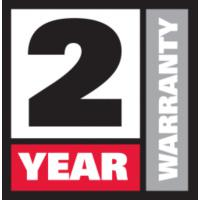 2 year warratny logo