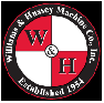William & Hussey Woodworking Planers and Molders Logo