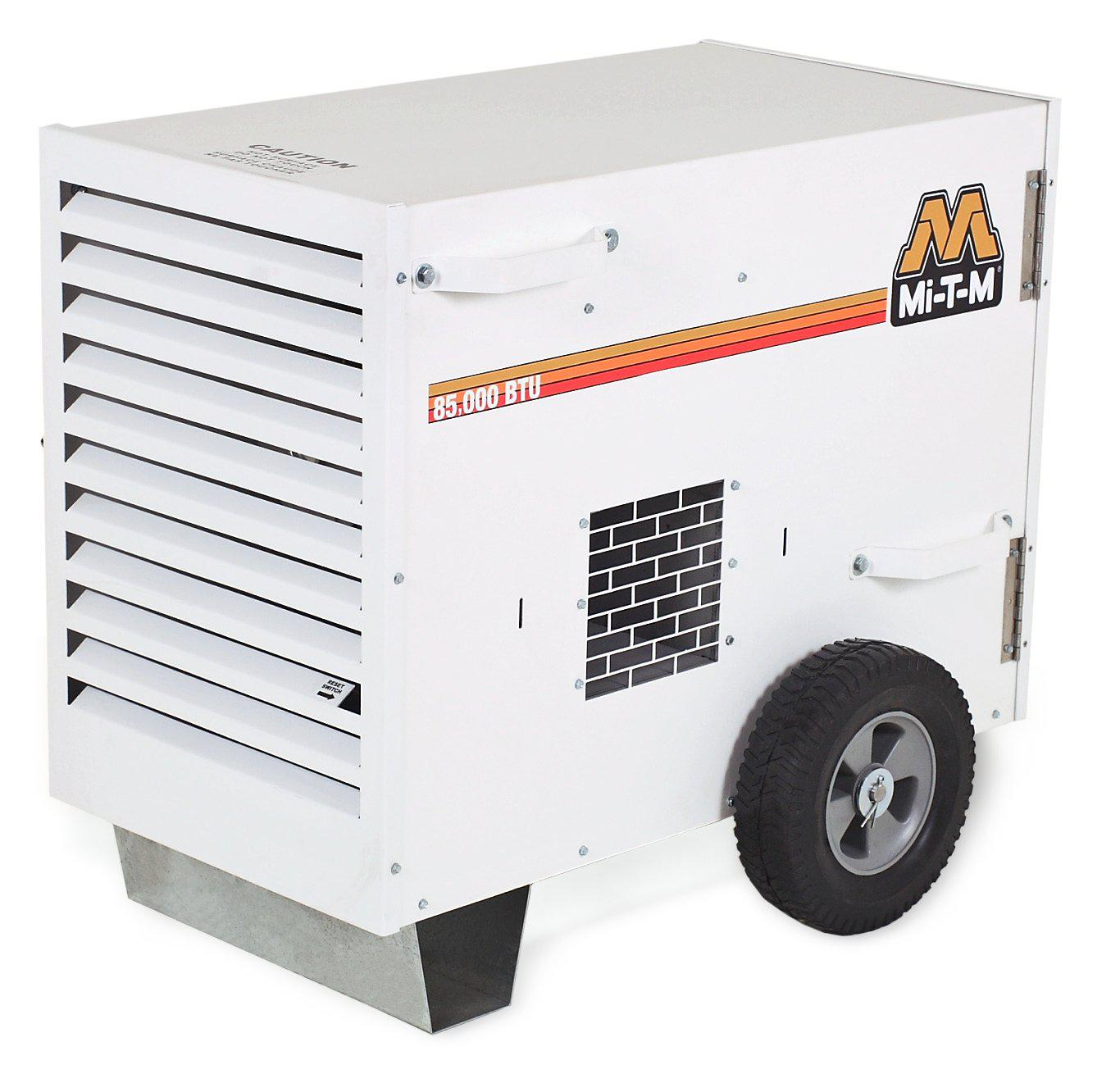 elit series portable heater