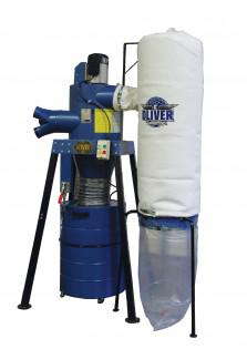 Oliver 5 HP / 3500 cfm Bag Cyclone Dust Collector