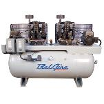 TWO STAGE ELECTRIC DUPLEX COMPRESSOR 10 TO 20 HP