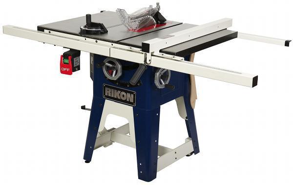 Rikon 10 201 10 Inch Left Tilt Contractors Table Saw