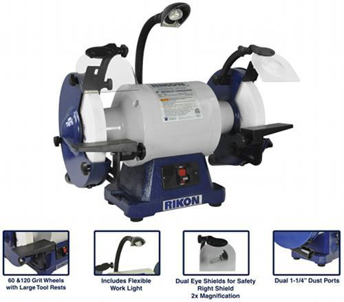 rikon 80-808 professional low speed grinder