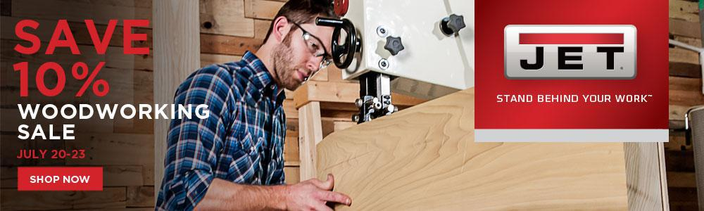 Jet And Powermatic Woodworking Bandsaws