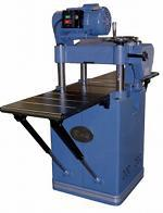 oliver 15 inch planer with BYRD Shelix carbide cutterhead