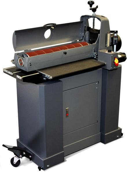 The SuperMax 25-50 Drum Sander