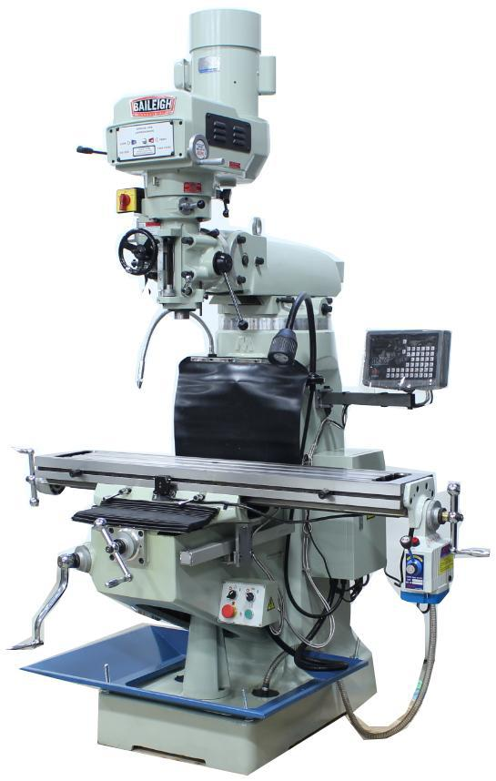 Baileigh Milling Machine