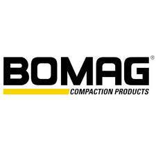 Bomag Compaction Equipment logo