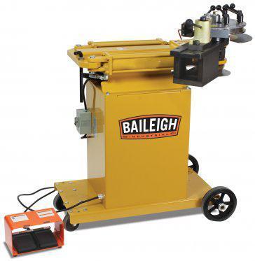 Baileigh Rdb 150 And Rdb 150as Rotary Draw Bender