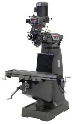 Jet Jtm 2 Milling Machine