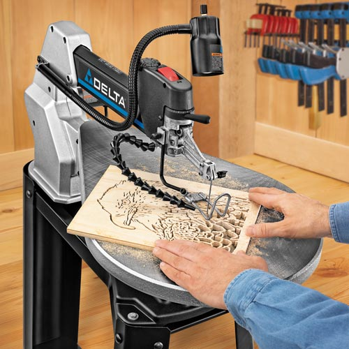 Delta 20 Inch Variable Speed Scroll Saw