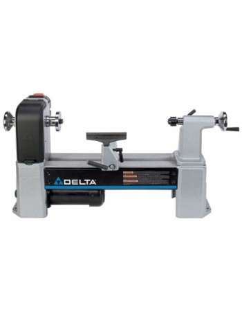 delta 12 1/2 x 16 1/2 inch 5 Speed midi & VS Midi Lathe