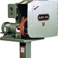 Burr King Model 1272 2 x 72 Multi Speed Grinder