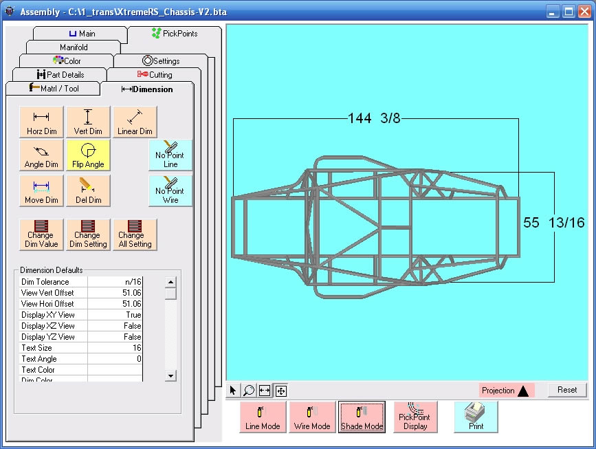 Baileigh Bend Tech Tube And Pipe Bending Layout Software