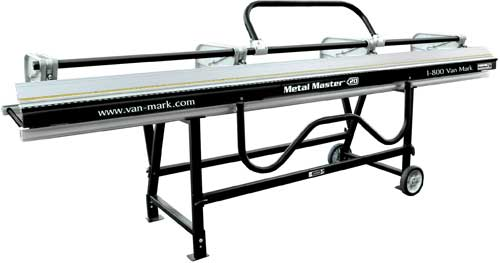 Van-Mark Metal Master 20 - Heavy Duty Contractor Grade