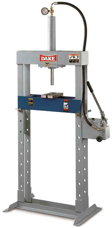 Dake Dura Press Manual
