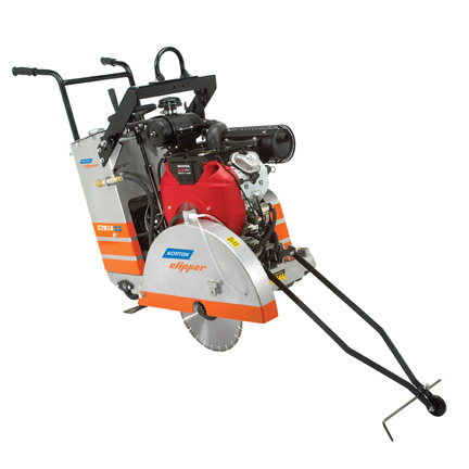 norton C2020SS mid-range self propelled saw