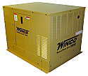 Winco PSS8B4W Air-Cooled Packaged Standby System