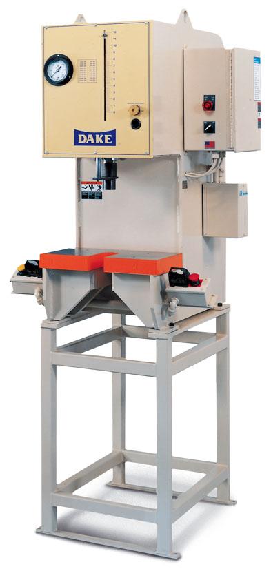 Dake C Frame Hydraulic Presses