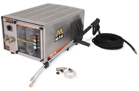 Mi t m cw sme electric series pressure washer