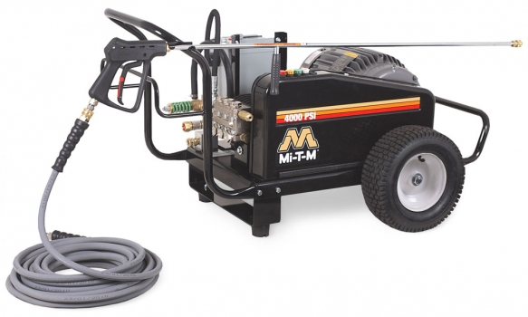 Mi T M Cw 4004 Series Electric Pressure Washer