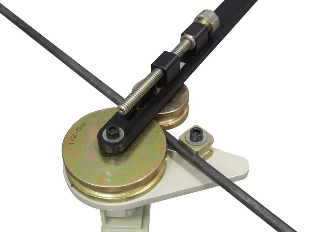 manual tube bender rdb 25