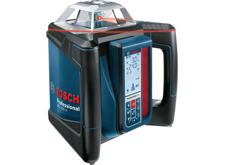 bosch self leveling rotary lasers. Black Bedroom Furniture Sets. Home Design Ideas