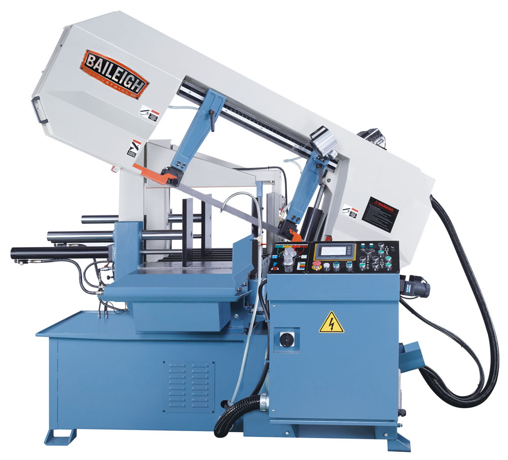 Baileigh Bs 24a Automatic Pivot Type Band Saw