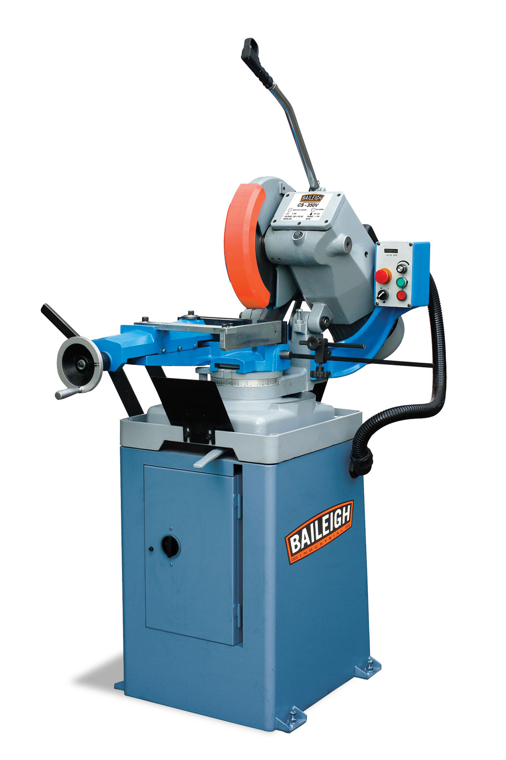 Baileigh Cs 350eu Circular Cold Saw