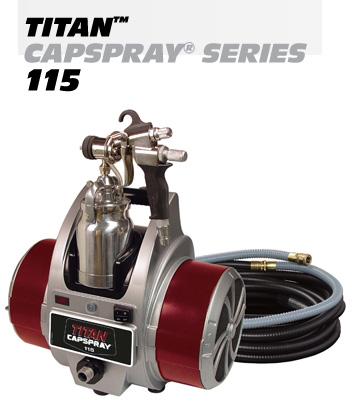 Titan Capspray 115