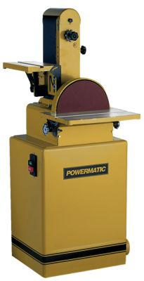 31A Belt/Disc Sander, 1.5HP 1PH 115/230V