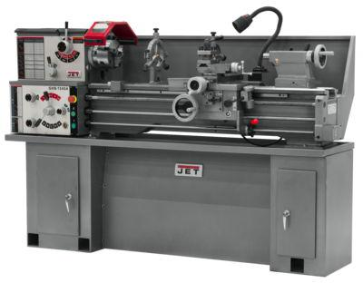 Jet 1340 2 Hp Geared Head Bench Lathe