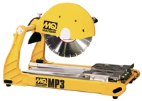 "MULTIQUIP MP-3 PORTABLE SAW 14"" Blade Guard, 2.5-HP, 115V, 60 Hz"