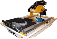 "Multiquip TP7X -  7"" Wet tile saw"