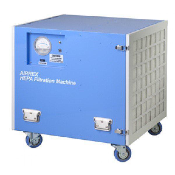 hepa negative air machine rental