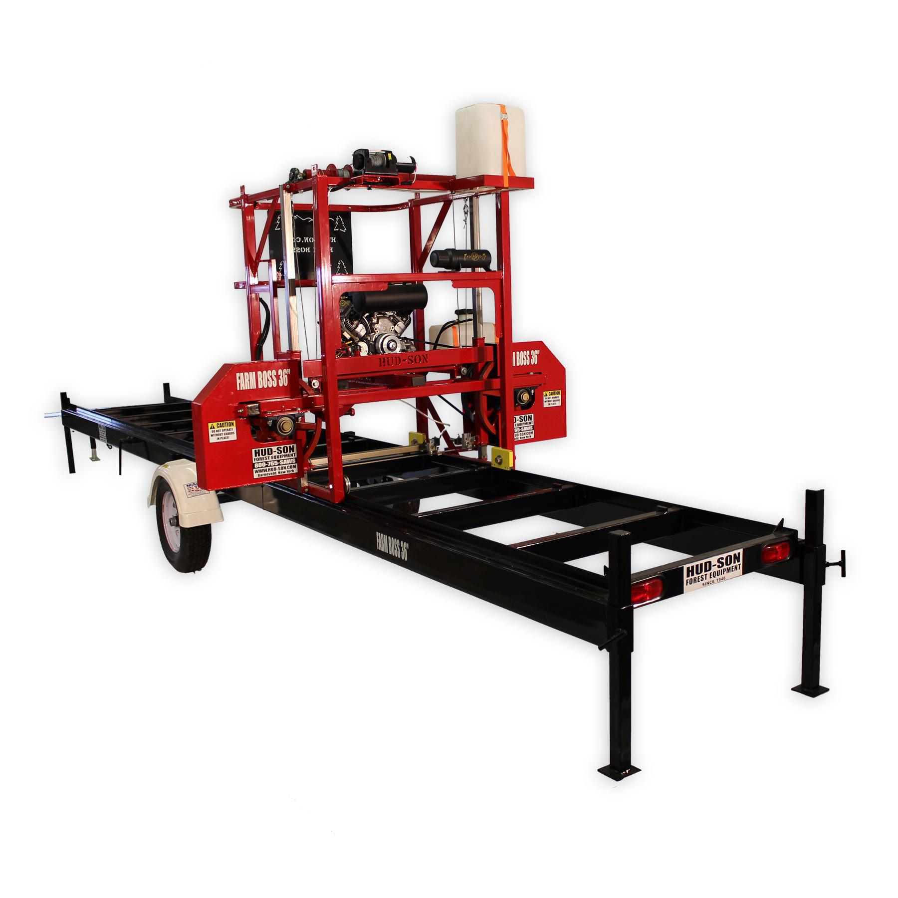 FarmBoss-23 Farm Boss 36 Portable Sawmill