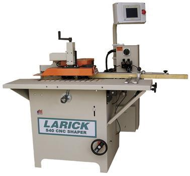 Larick Model 540 CNC Shaper