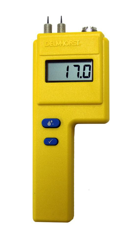 Delmhorst Leather Moisture Meter