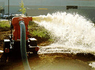 Multiquip Water and Trash Pump Operating