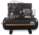 """M"" SERIES SIMPLEX HORIZONTAL & VERTICAL AIR COMPRESSOR 5 TO 30 HP"
