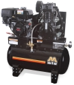 30-GALLON STATIONARY GAS AIR COMPRESSOR