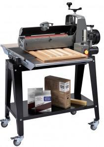 The NEW SuperMax 19-38 Drum Sander