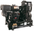 BASE MOUNT GAS TWO STAGE AIR COMPRESSOR