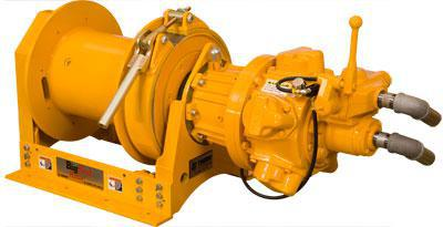 Utility & Personal Air Winches