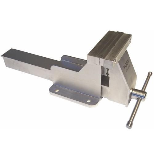 Yost 6 Inch Stainless Steel Combination Pipe Bench Vise: 6 inch bench vise