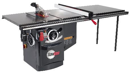 Sawstop 10 Inch Industrial Cabinet Saw