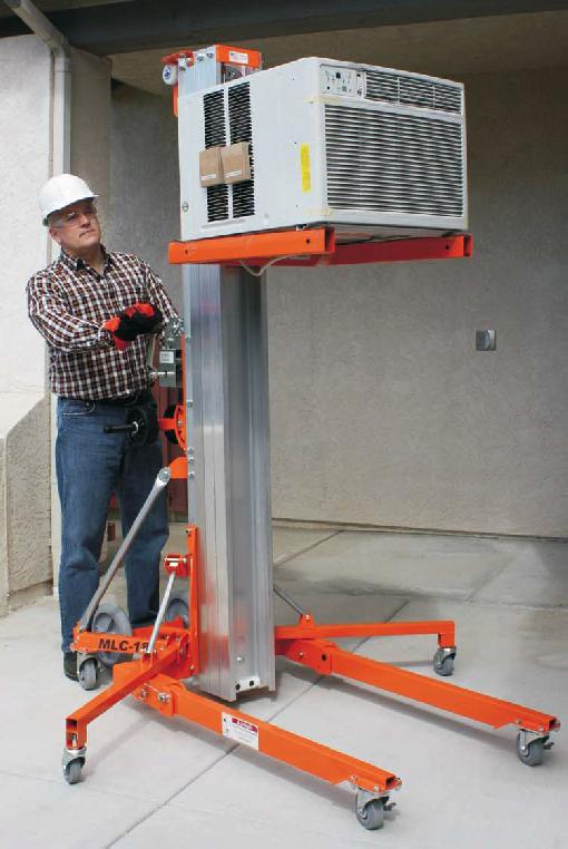 Liftsmart Material Lifts Construction Pro Series